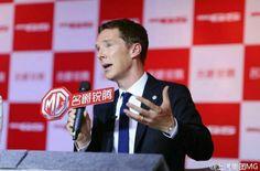 sue-78: Benedict Cumberbatch at the MG Event in Shanghai X
