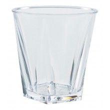 Copo para Drink 150ml (7,2x7,2 cm) de Policarbonato - Brascool (JD-6608)