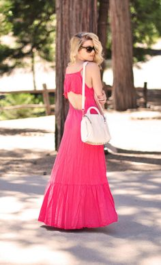 We hope the #backless #trend is here to stay. http://ecosalon.com/4-adorable-backless-dresses-just-in-time-for-spring/ #fashion #dresses