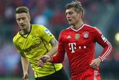 Toni Kroos and Marco Reus - the two Gods of German soccer