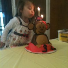 Monkey Theme Birthday