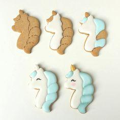 Unicorn mini Cookie Cutter Set