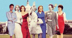 The new power wives of Capitol Hill http://politi.co/1wZl618 pic.twitter.com/z2JjBlAXyJ