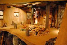 Ancient Israelite House - Semitic Museam