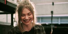 Discovered by lillemarthe. Find images and videos about gif, imogen poots and roadies on We Heart It - the app to get lost in what you love. Story Characters, Female Characters, Imogen Poots, Fleur Delacour, We Heart It, Youtube Channel Art, Leap Of Faith, Female Actresses, Sirius Black