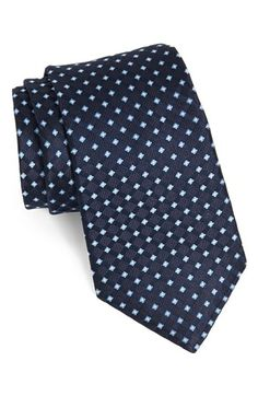 Nordstrom Woven Silk Tie (Tall) | Nordstrom