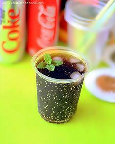 Masala coke recipe / Masala Pepsi - Bangalore & Mumbai special cool drink :)