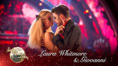 Laura Whitmore and Giovanni Pernice Tango to 'Paint It Black' - Strictly...