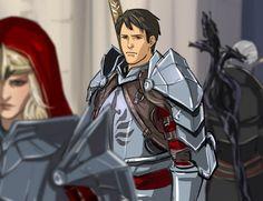 Templar Carver in Act 3