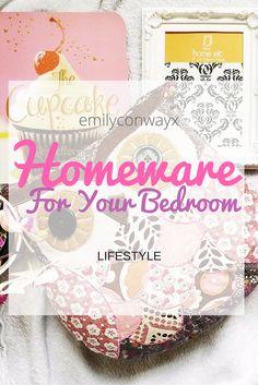 LIFESTYLE HOMEWARE BEDROOM