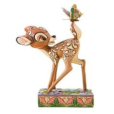 Disney Traditions - Bambi - reminds me of the First Disney movie I saw as a child and cried through!