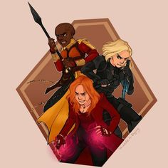 Meelo is (really) trying — ~ She's not Alone ~ Scarlet Witch, Okoye and. Marvel Dc, Marvel Comics, Wanda Marvel, Marvel Fan Art, Marvel Women, Marvel Girls, Marvel Heroes, Marvel Characters, Punisher Marvel