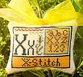 X-Stitch - Cross Stitch Pattern