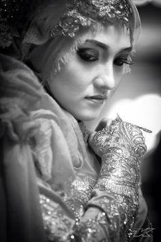 Hijab BW