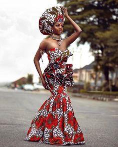 African Fashion Ankara, Latest African Fashion Dresses, African Print Fashion, African Prints, African Style, African Prom Dresses, African Wedding Dress, African Dress, Ankara Gowns