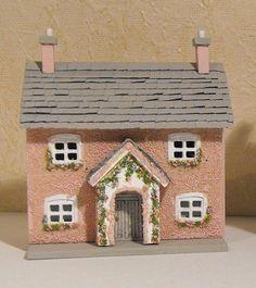 Doll's dollhouse!