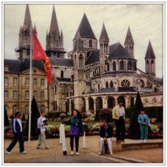 Caen - Eglise st. Etienne