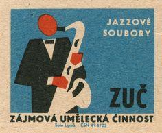 https://flic.kr/p/eN7Jox | czechoslovakian matchbox label