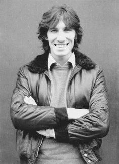 Happy birthday, Roger Waters. Pink Floyd legend, born on this day in 1943.