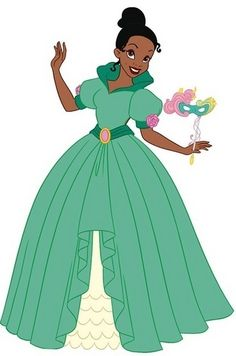 Photo of Princess Tiana for fans of Disney Princess 10215818 Disney Fun, Disney Girls, Disney Style, Disney Pixar, Black Disney Princess, Princess Tiana, Disney Princesa Tiana, Princesas Disney, Hamtaro