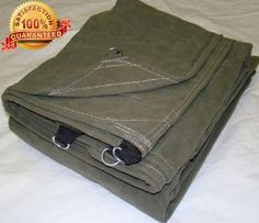 New 6x16 Heavy Duty Canopy Canvas Tarp D-rings Boat cover Farm Best Tarp Natural Camo by USA OD Canvas. $89.99. Canvas Tarpaulins protect or conceal equipment and supplies while eliminating condensation. Canvas Tarpaulins are ideal for outdoor protection of Equipment Supplies, Cargo & Supplies, Trucks, Camp Grounds, Construction, Farm Equipment, Firewood and Lumber. Custom sizes call Toll FREE 1-877-686-3365