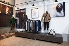 Bread & Butter Berlin 2013 Winter – BARBOUR by Shed