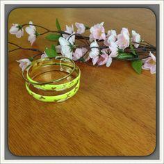 Bracelets Yellow bracelets Jewelry Bracelets