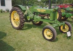 "John Deere ""GP"" General Purpose. Deere's answer to the Farmall."