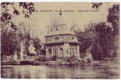 Foto Madrid, Taj Mahal, Spain, Travel, Painting, Home, Vintage Postcards, Angler Fish, Nice