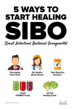 SIBO - short for small intestinal bacterial overgrowth - is less well-known than leaky gut, but is a pervasive gut problem that can wreak havoc on health. Ginger Benefits, Health Benefits, Small Intestine Bacterial Overgrowth, Gut Bacteria, Natural Antibiotics, Gut Health, Colon Health, Health Facts, Oral Health