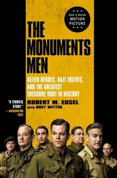 Monuments Men, The (Media Tie-in)