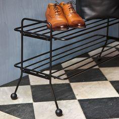 Maze Bill Shoe Shelf