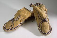 Мокасины Апачей, 1898 г.