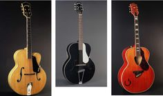 Guitars from the Bachman-Gretsch Collection. Photo: Country Music Hall of Fame and Museum.