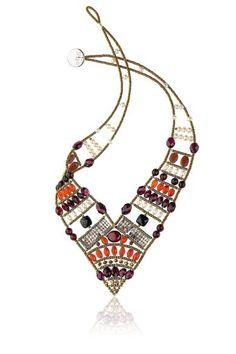 Komplet biżuterii Ziio