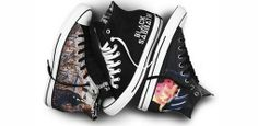 Converse's Black Sabbath Chuck Taylor All-Stars