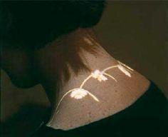 Monika Brugger- bijou dématérialisé en expérience de lumière