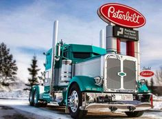 http://truckerslogic.com   Peterbilt