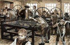 cottage industries industrial revolution - Google Search