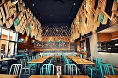 estilo moderno restaurantes - Buscar con Google
