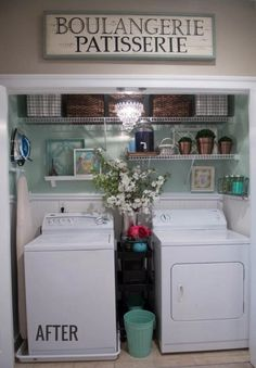 Is there anything more satisfying than an ultra-tidy closet, pantry, or laundry room?
