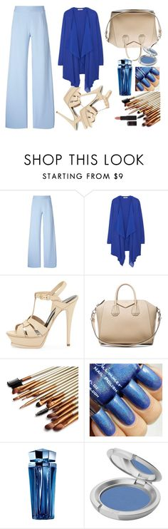 """come spring,come :("" by ella-722 ❤ liked on Polyvore featuring Christopher Kane, MANGO, Yves Saint Laurent, Givenchy, Thierry Mugler, T. LeClerc, Rimmel, women's clothing, women and female"