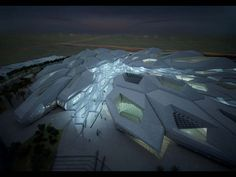 King Abdullah Petroleum Studies and Research Center by Zaha Hadid - KAPSARC
