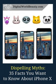 Dispelling Myths: 35 Facts You Want to Know about iPhone X. iPhone 10 Review.  #iphone #iphone10 #iphonex #iphonereview #iphone10review #iphonexreview #apple #appleproducts #applereviews #digitaltechnology #canadian #toronto #iphonexreview,