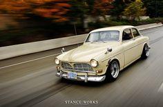 1965 Volvo 122s Coupe