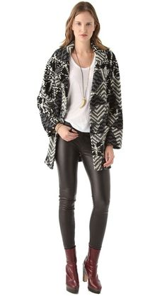 Leather Pants #classicfashion#LeatherPants #ramirez701 #Leather #Pants #newpants www.2dayslook.com