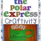 """Are you looking for a new craftivity to use when reading or viewing """"The Polar Express?"""" Well, here it is."""