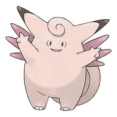 Nº - 036 Clefable