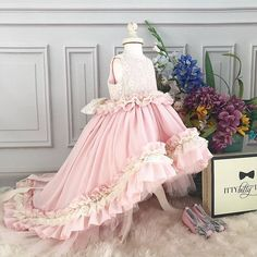 Jordana Dress Like a true fairytale... In stock in all sizes! From 1-9 years Order on our website ittybittytoes.comittybittytoes