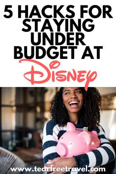 When going on any vacation, it's extremely important to make sure you stay on budget. If you aren't careful, Disney can suck away every last dollar you have! There are some easy ways to save money at Disney World. Find out how to save money at Disney World with these top five hacks for staying under budget at Disney World. Packing List For Disney, Disney Cruise Tips, Disney Hotels, Disney Vacations, Disney Food, Free Travel, Ways To Save Money, Disneyland, Budgeting
